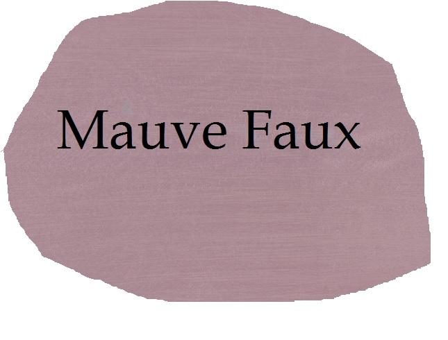 Mauve Faux