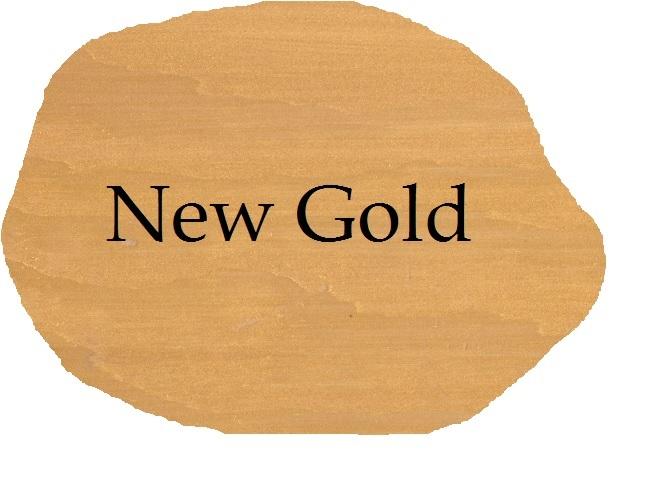 Farba kredowa metaliczna w kolorze New Gold