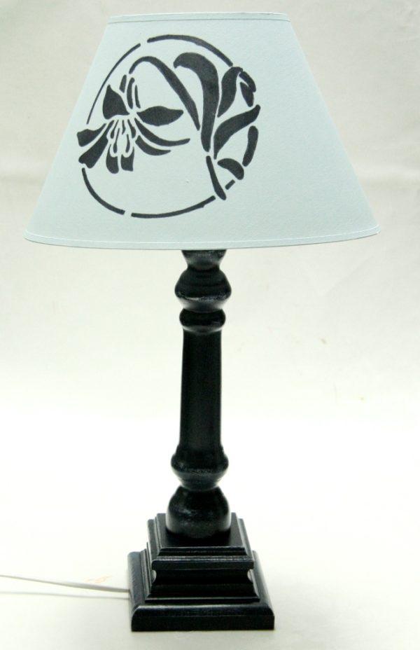 lampa farba kredowa Vintage sailors blue