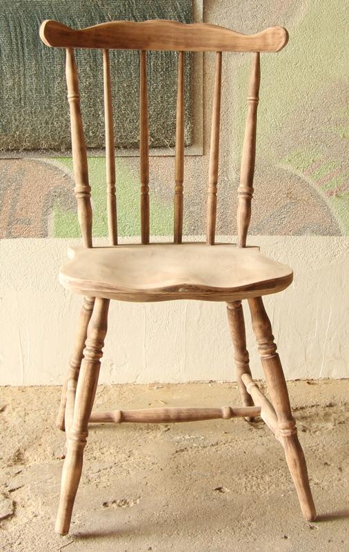 krzesło patyczak fala