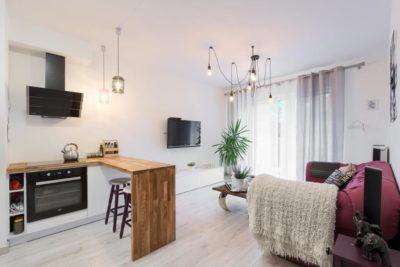 Piękne mieszkanie i moje meble w nim
