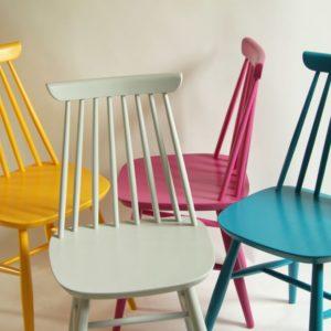 krzesło patyczak PRL odnawianie mebli warszawa
