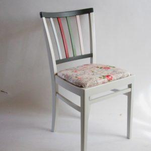 krzesło tapicerowane odnawianie mebli