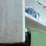 Jak stosować proszek do postarzania mebli Sea Salt Fizz